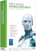 ESET NOD32 Mobile Security 3 устр./1Г