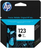 Картридж HP 123 Black (F6V17AE)