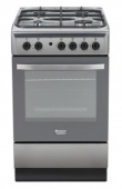 Газовая плита HOTPOINT/ARISTON H5GG1C (X)